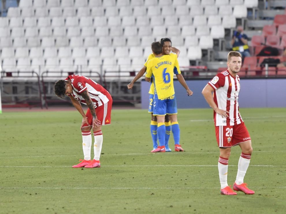 Las Palmas vuelve a ganar y deja sin puntos al Almería