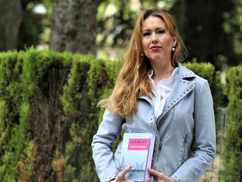 """Patricia Cubas: """"En esta segunda novela he volcado más mi experiencia vital"""""""
