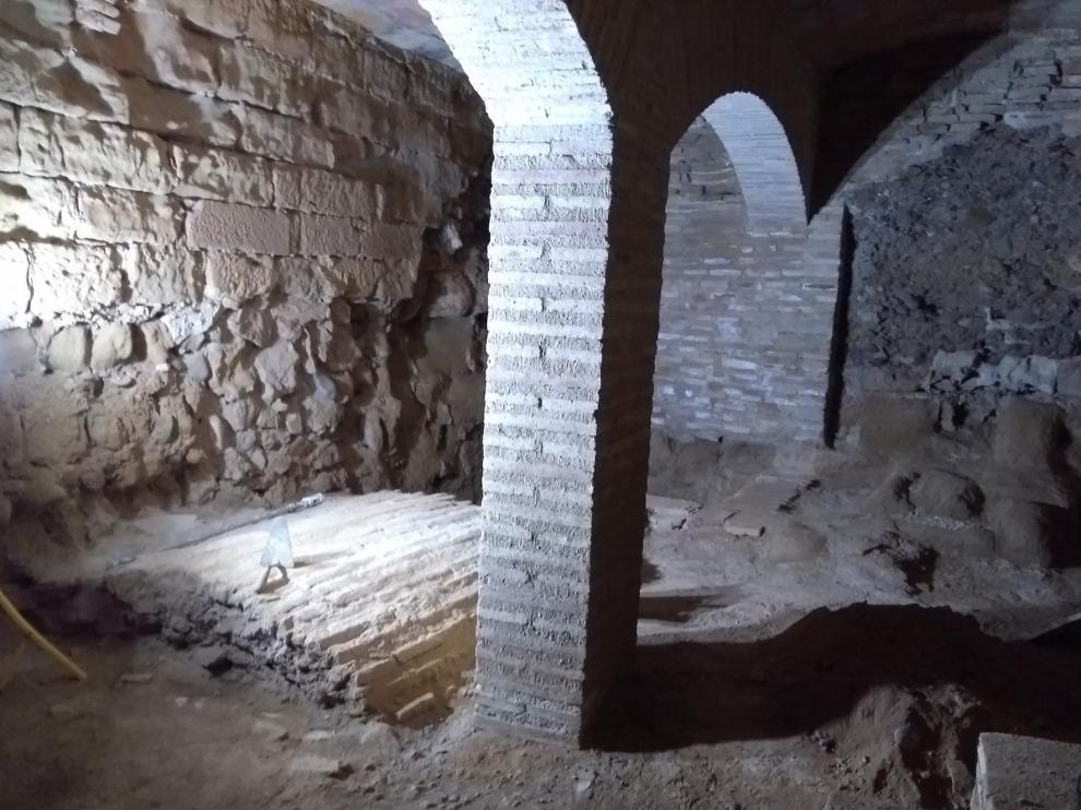 El Castillo de Monzón suma nuevos atractivos a la visita en su reapertura