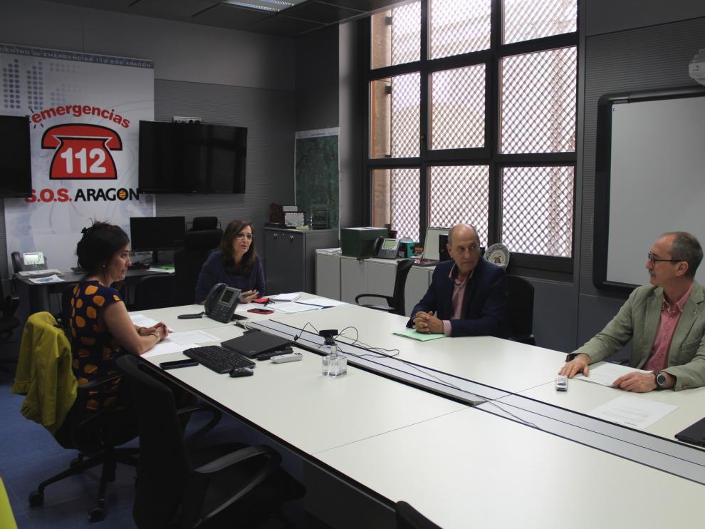 El Observatorio de la Montaña de Aragón se reúne para preparar una campaña de verano condicionada por la crisis del coronavirus