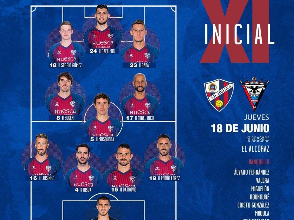 Otra oportunidad perdida para el Huesca