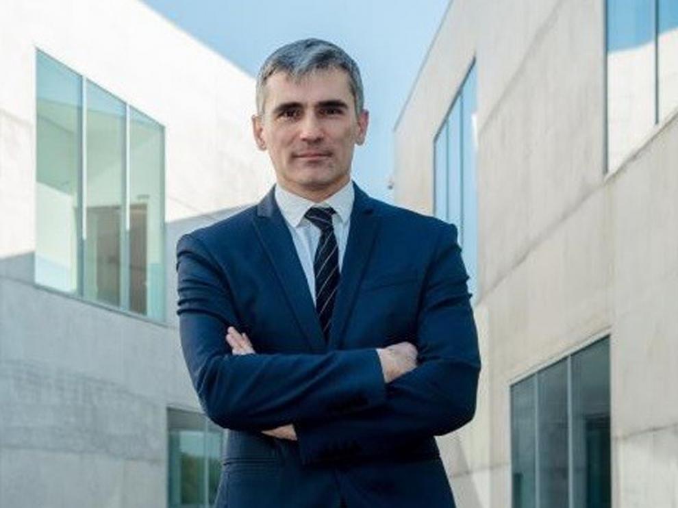 El doctor en Ingeniería Industrial Luis Carlos Correas Usón, nuevo director gerente del Parque Tecnológico Walqa