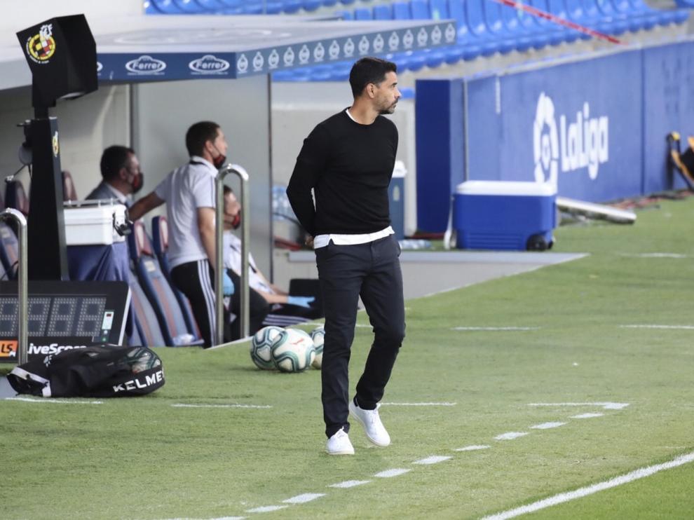 """Míchel: """"El primer gol ha marcado"""""""