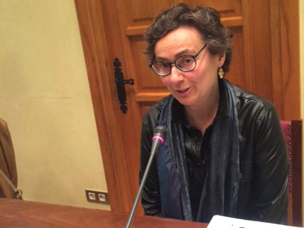Eva García Abós, edil en el Ayuntamiento de Jaca, dimite y le sustituirá Manuel Díez