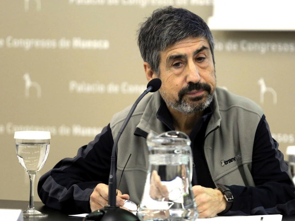 """Jesús Bosque: """"Los mayores son importantes para nuestro Festival de Cine"""""""