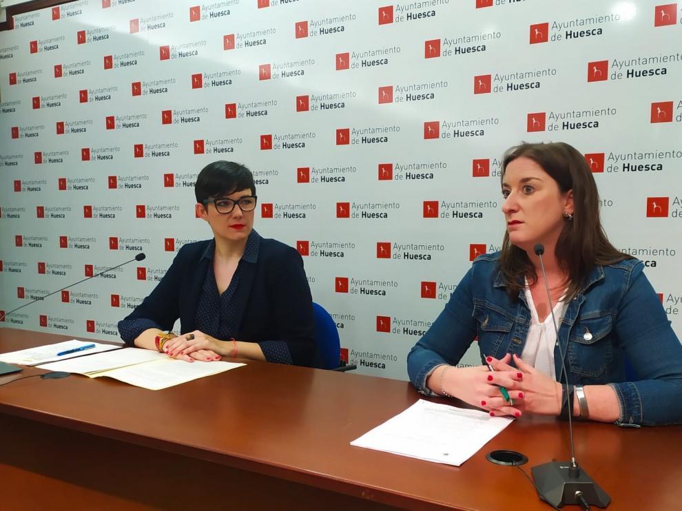 El ayuntamiento de Huesca presenta las bases de las ayudas para rehabilitación y renovación de viviendas y edificios dentro del ARRU