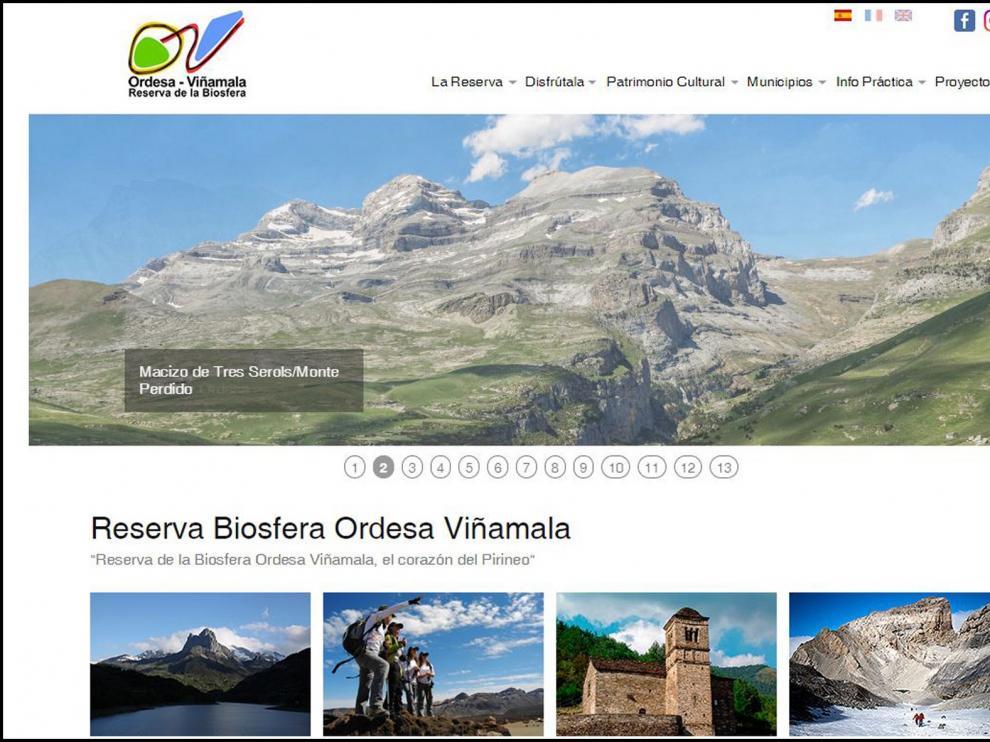 La Reserva Ordesa Viñamala impulsa su marca sostenible