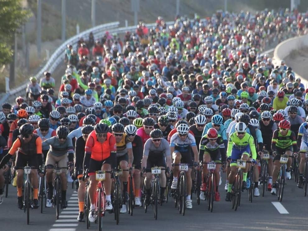 Un día para celebrar pese a que no haya cicloturistas en la carretera