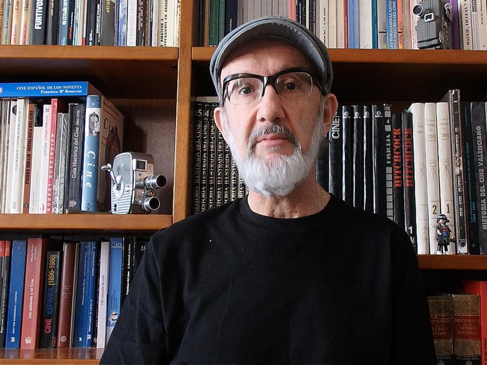 """Ángel Gonzalvo: """"Hemos generado la vocación cinematográfica de público y creadores"""""""