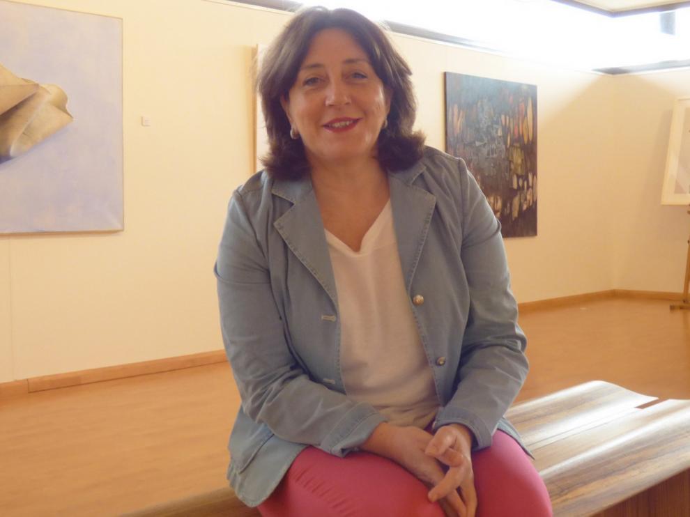 """Ana Gállego Palacio: """"La esencia de la vida es vivirla y disfrutarla, porque solo hay una"""""""