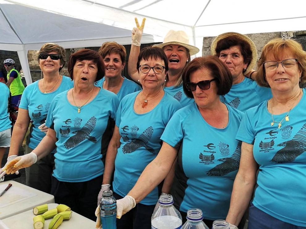 Los voluntarios, el armazón y la clave para que la QH sea la más grande