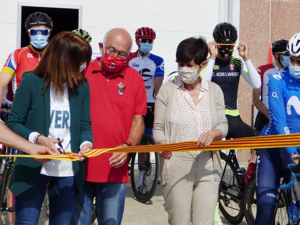 Una celebración virtual en la que no faltaron las pedaladas