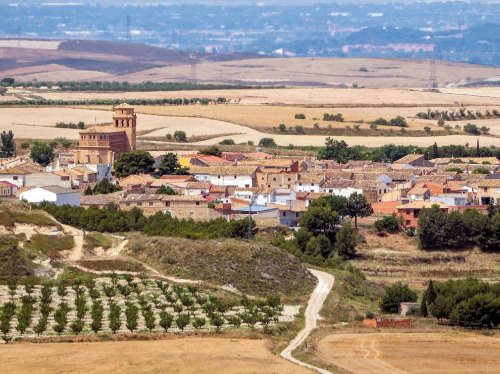 Perdiguera, patrimonio paisajístico y cultural