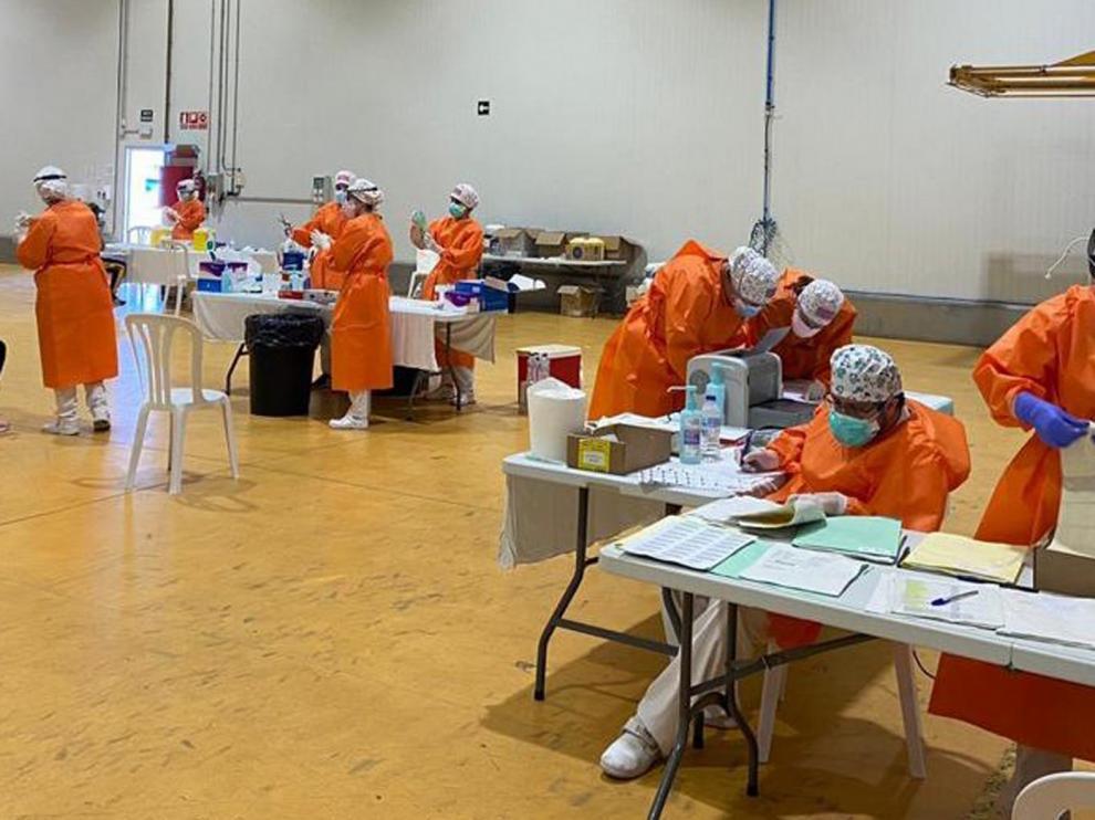 Salud Pública detecta en la provincia de Huesca 25 de los 33 nuevos casos de coronavirus en Aragón