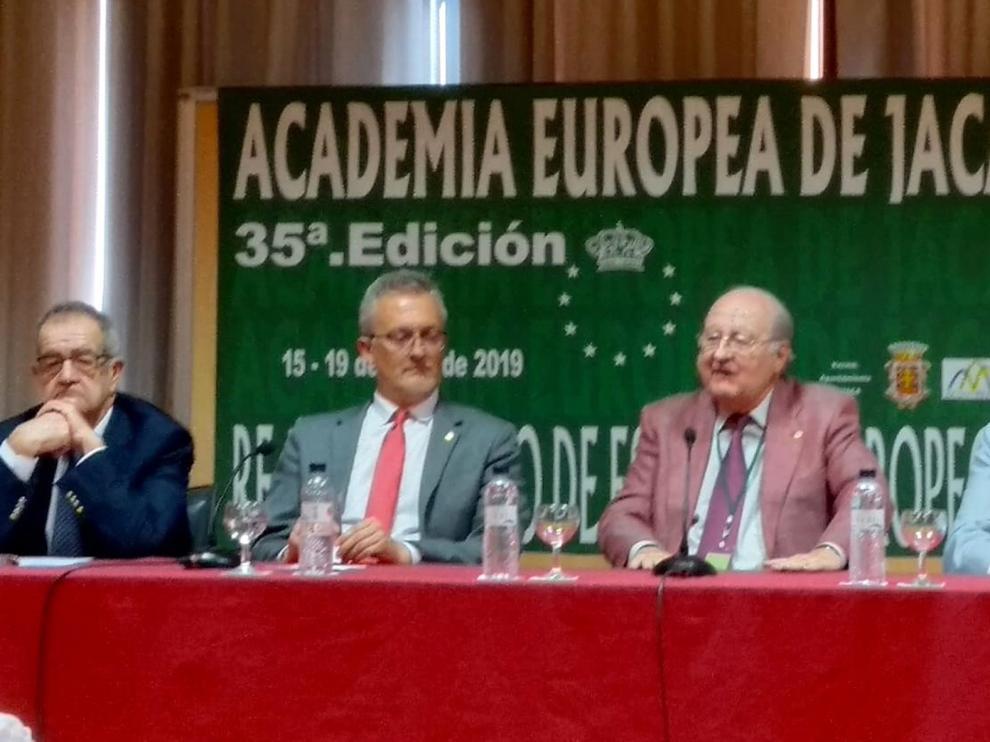 La Academia Europea deja de celebrarse en Jaca tras 35 años