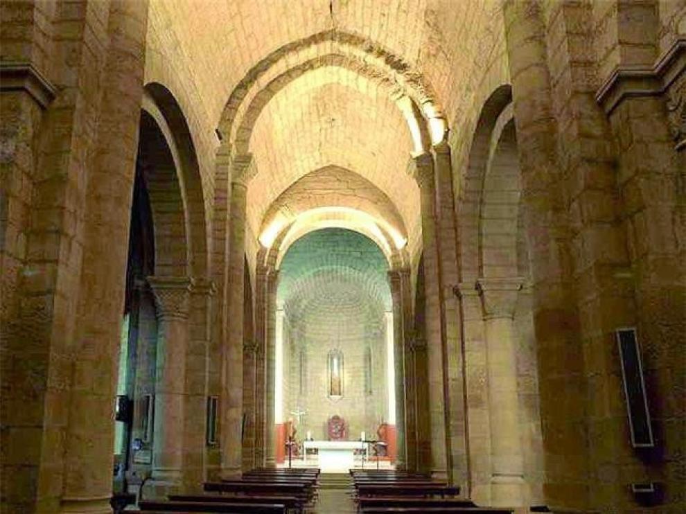 La concatedral de Monzón acogerá la celebración por los 25 años de la diócesis