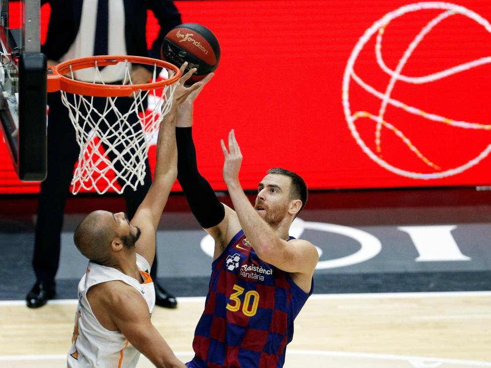El Barcelona se impone al Baskonia y se clasifica para las semifinales