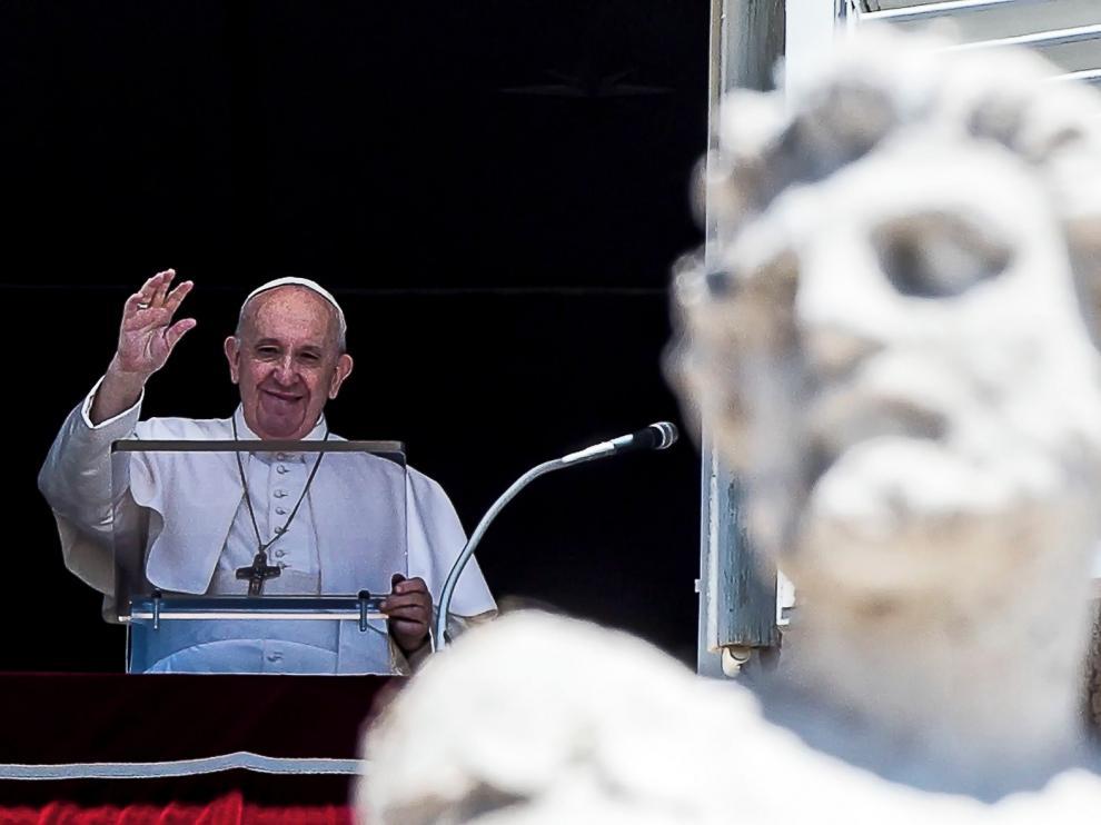 El Papa Francisco, a favor de las uniones civiles para gais