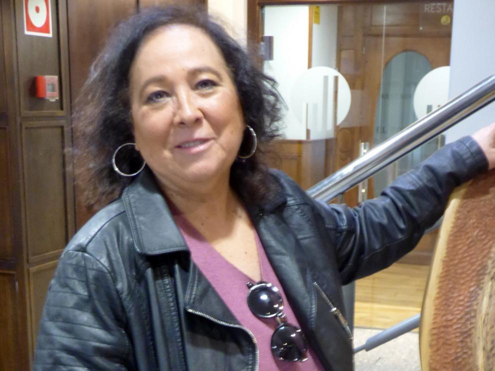 """Inés Plana: """"El confinamiento afecta muchísimo a la creatividad"""""""
