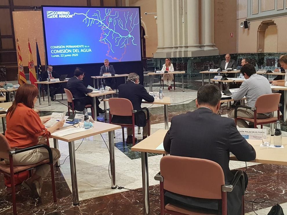 Unanimidad en la designación de los integrantes de las ponencias de la Mesa de Diálogo del Agua
