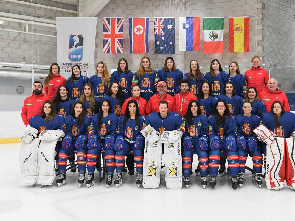 El Mundial Senior Femenino se celebrará en Jaca en abril