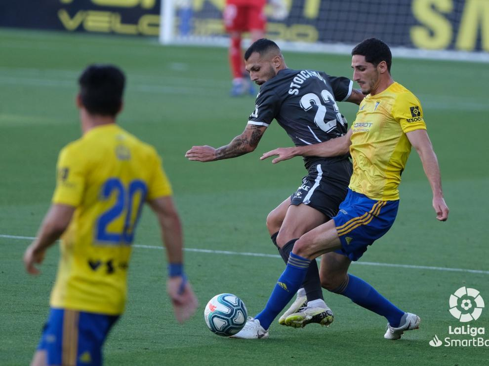 "Cervera: ""El Huesca es un rival importante"""