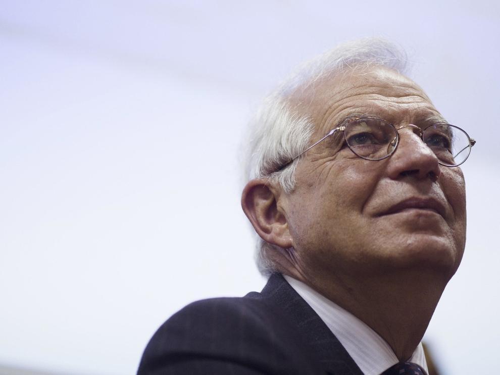 """Josep Borrell advierte de que las ayudas de la UE """"no serán un cheque en blanco"""""""