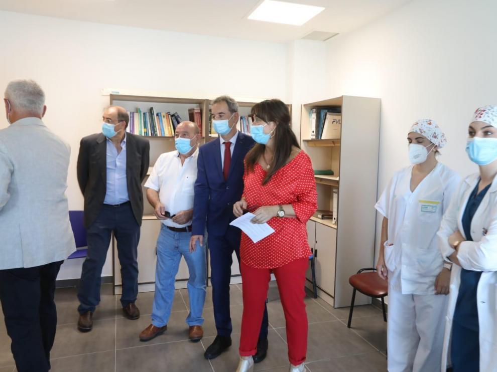 """El Gobierno de Aragón asegura que la situación de los focos de coronavirus está """"controlada"""" y """"bien resuelta"""""""