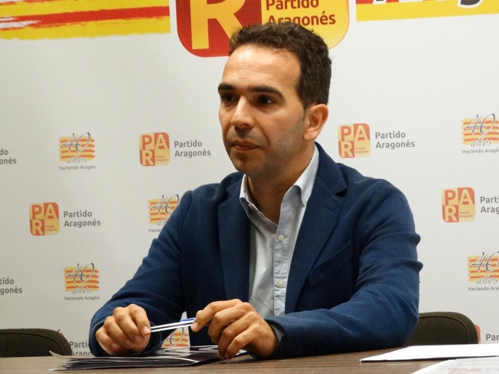 """Guerrero anima a los habitantes de las comarcas afectadas por el rebrote en Aragón a extremar """"todas las precauciones posibles"""" para detener el contagio"""