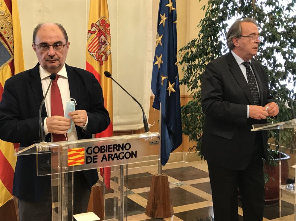 Más de 500 millones de euros impulsan la Estrategia Aragonesa para la Recuperación Económica y Social de la Comunidad
