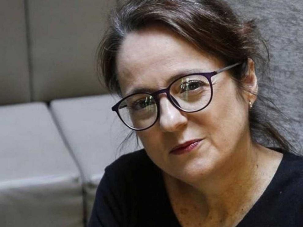 Marta Sanz firma este jueves su última novela en la Anónima