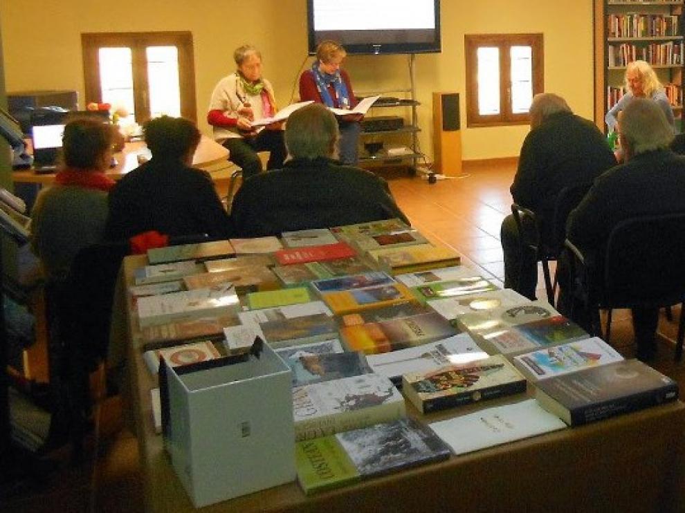 La DPH ayuda a la renovación documental de las bibliotecas