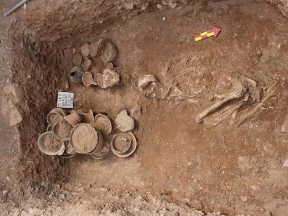 Manufactura sofisticada en la Edad de Bronce en Irán