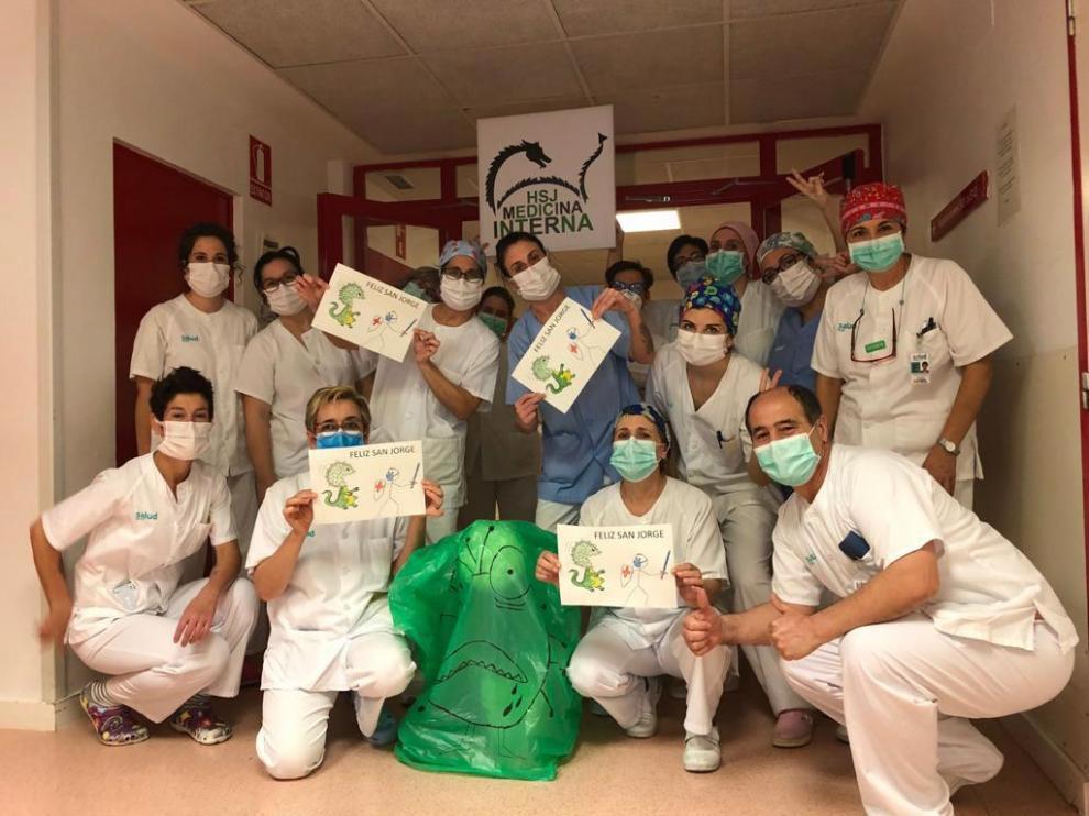 El Gobierno de Aragón, condenado en Huesca por no proporcionar material de protección a los sanitarios