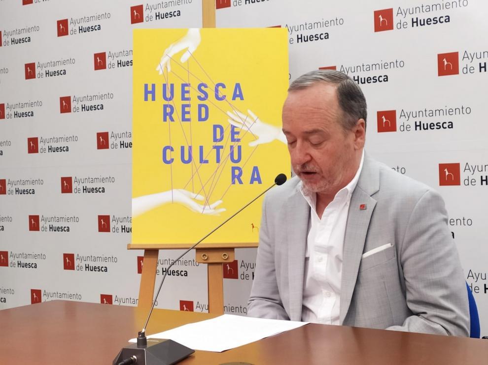 """Un concierto acústico de Amaral, plato fuerte en julio de """"Huesca Red de Cultura"""""""