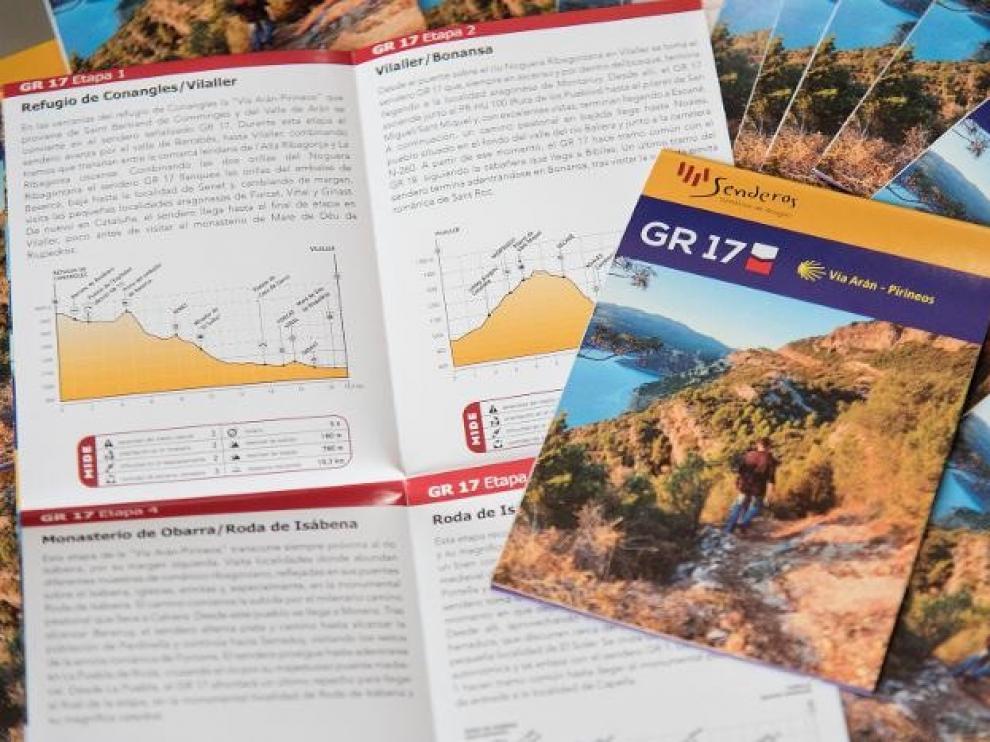 La DPH finaliza la recuperación del Camino de Santiago de La Ribagorza con la mejora de una parte del trazado