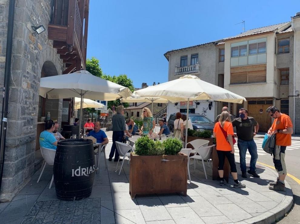 El turismo de Huesca refuerza su imagen como destino seguro