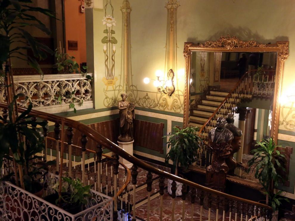 El Casino de Huesca permanecerá cerrado hasta septiembre