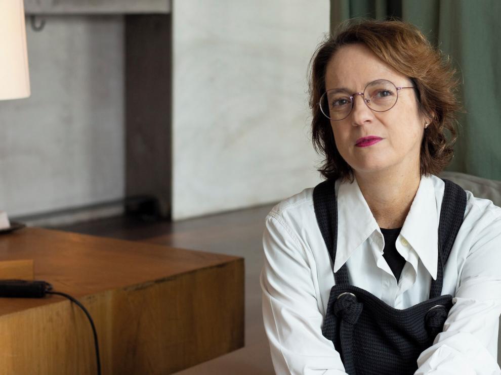 """Marta Sanz: """"Las violencias percibidas en la intimidad vienen de una violencia estructural"""""""