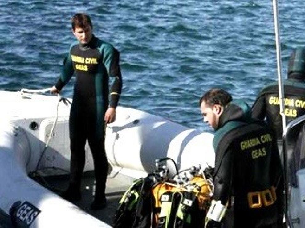 Rescatado el cuerpo de un joven marroquí ahogado en una poza en Peñaflor