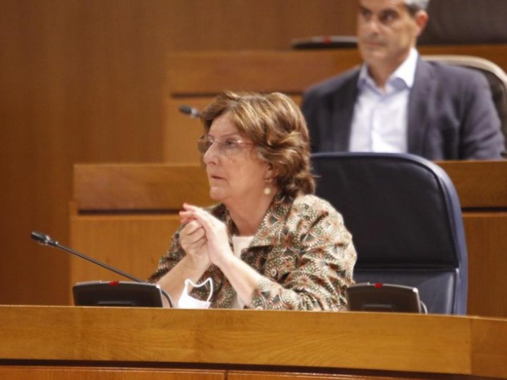 La consejera Broto afirma que las residencias aragonesas están preparadas para un rebrote