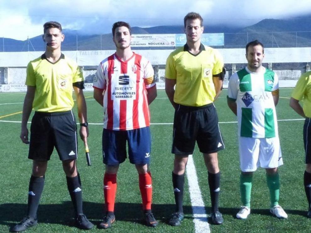 El Alto Aragón, con 7 árbitros en Tercera y 19 en Preferente