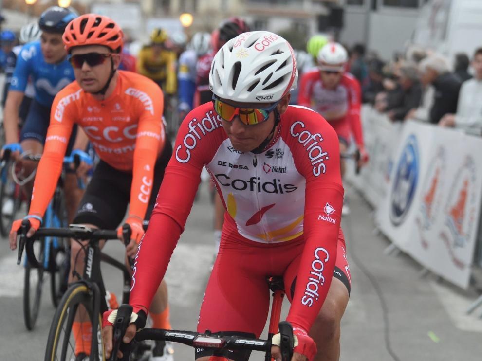 El oscense Fernando Barceló concluye vigésimo la Vuelta a Eslovaquia