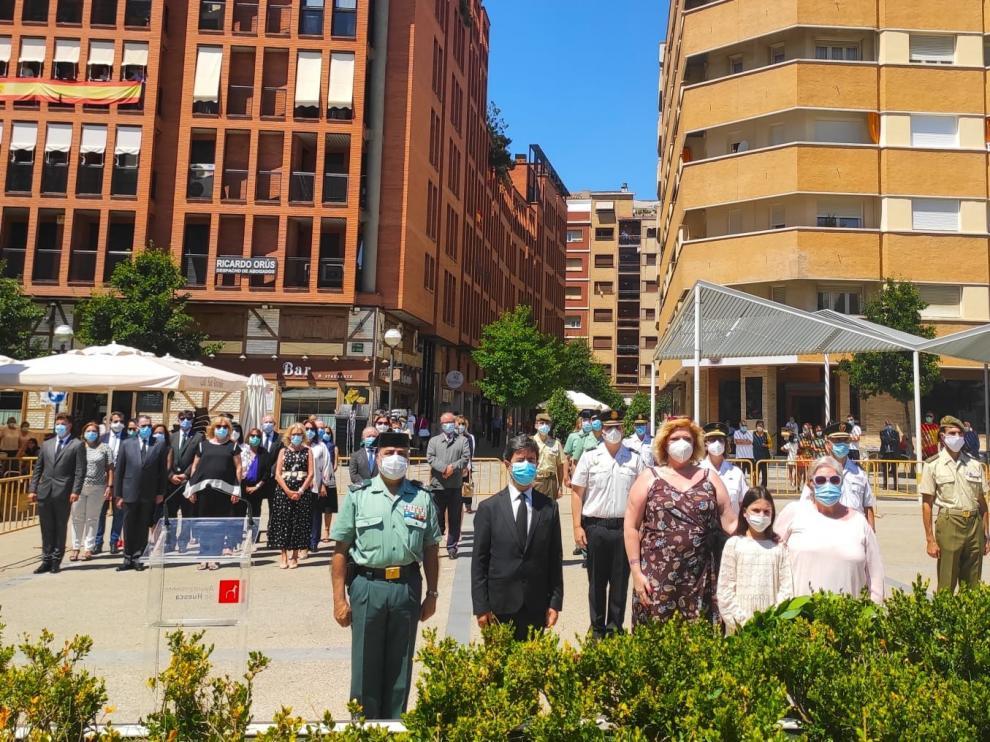 """Aliaga defiende el """"turismo seguro"""" de Aragón pese a los focos detectados"""