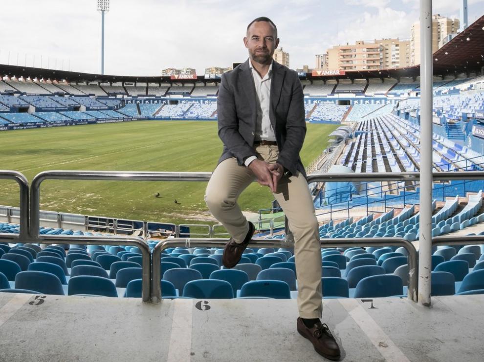 """Christian lapetra:""""Tenemos la necesidad imperiosa de devolver al club a Primera División"""""""