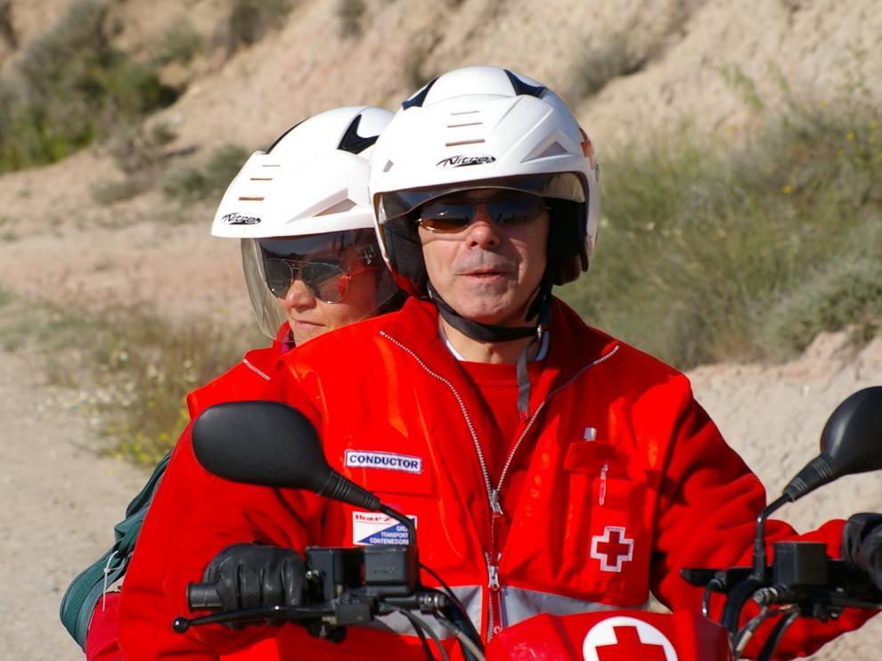 """David Gari: """"Ser voluntario te da una satisfacción suplementaria que no te da otras cosas"""""""