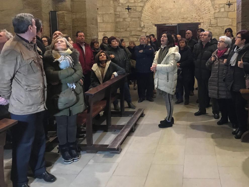 Con Huesca plantea una oferta turística para grupos pequeños