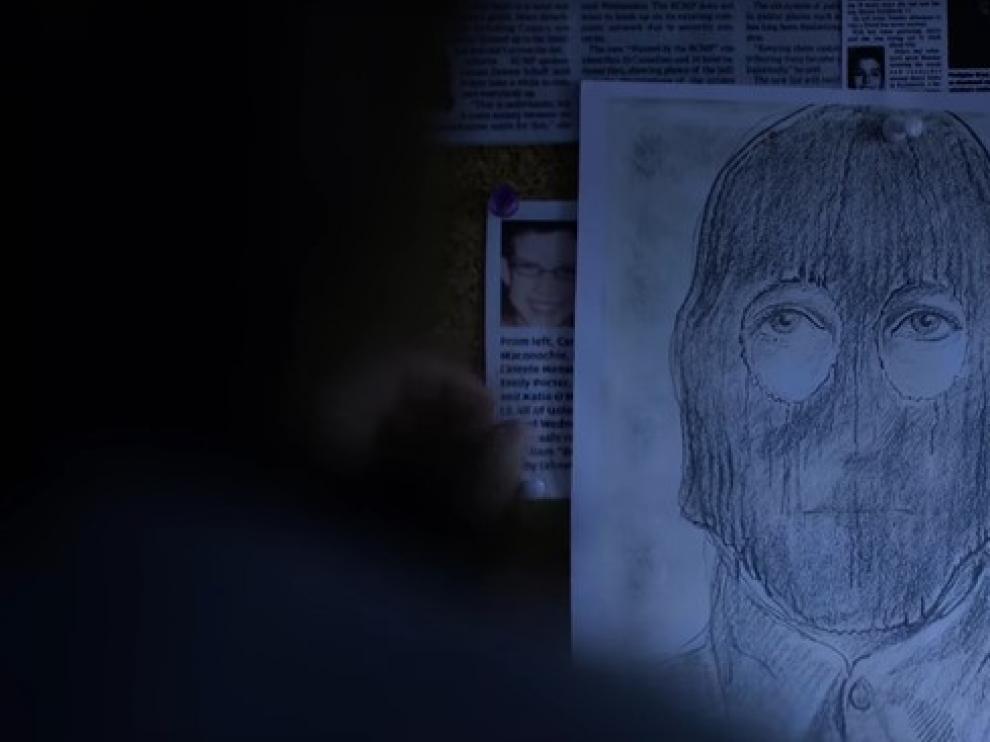 """""""El asesino sin rostro"""", el retrato de una historia criminal llevado a la pantalla"""