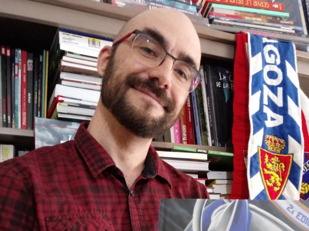 """Óscar Sanz: """"En la historia está lo que no vemos los aficionados, la maquinaria interna"""""""