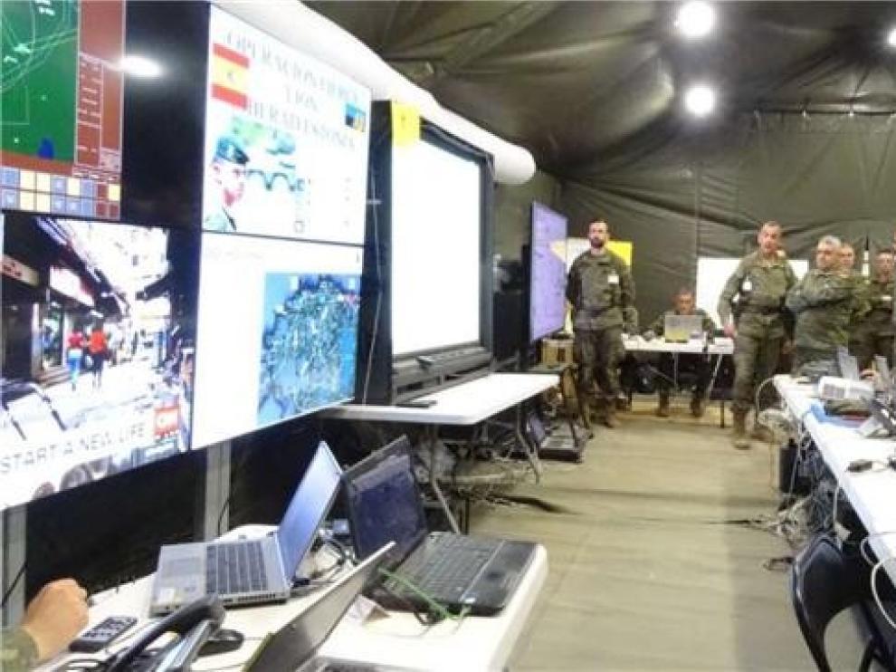 Ciento cincuenta militares comienzan a trabajar en el cuartel 'Sancho Ramírez' de Huesca